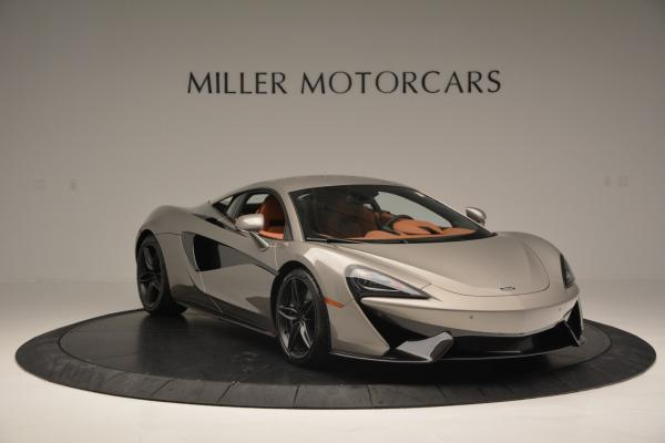 New 2016 McLaren 570S for sale Sold at Pagani of Greenwich in Greenwich CT 06830 11