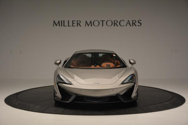New 2016 McLaren 570S for sale Sold at Pagani of Greenwich in Greenwich CT 06830 12