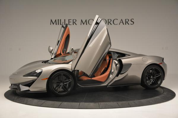 New 2016 McLaren 570S for sale Sold at Pagani of Greenwich in Greenwich CT 06830 14