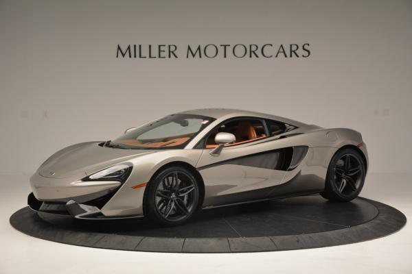 New 2016 McLaren 570S for sale Sold at Pagani of Greenwich in Greenwich CT 06830 2