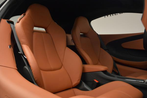 New 2016 McLaren 570S for sale Sold at Pagani of Greenwich in Greenwich CT 06830 20