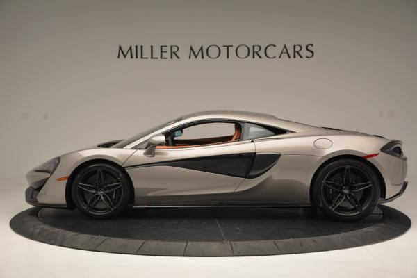 New 2016 McLaren 570S for sale Sold at Pagani of Greenwich in Greenwich CT 06830 3