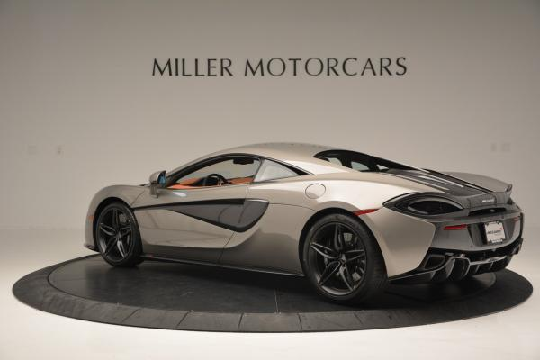 New 2016 McLaren 570S for sale Sold at Pagani of Greenwich in Greenwich CT 06830 4