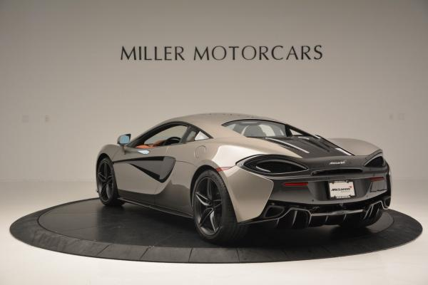 New 2016 McLaren 570S for sale Sold at Pagani of Greenwich in Greenwich CT 06830 5