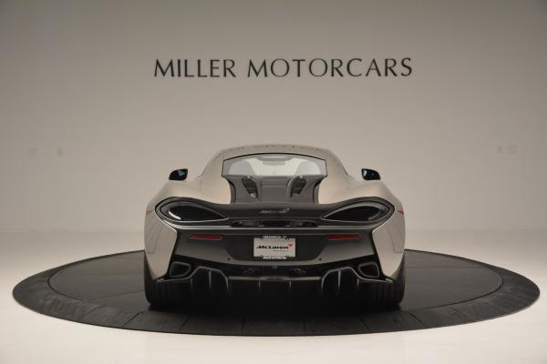 New 2016 McLaren 570S for sale Sold at Pagani of Greenwich in Greenwich CT 06830 6