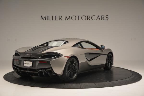 New 2016 McLaren 570S for sale Sold at Pagani of Greenwich in Greenwich CT 06830 7