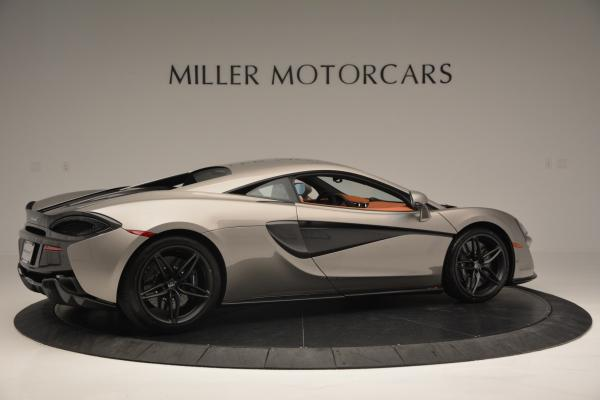 New 2016 McLaren 570S for sale Sold at Pagani of Greenwich in Greenwich CT 06830 8