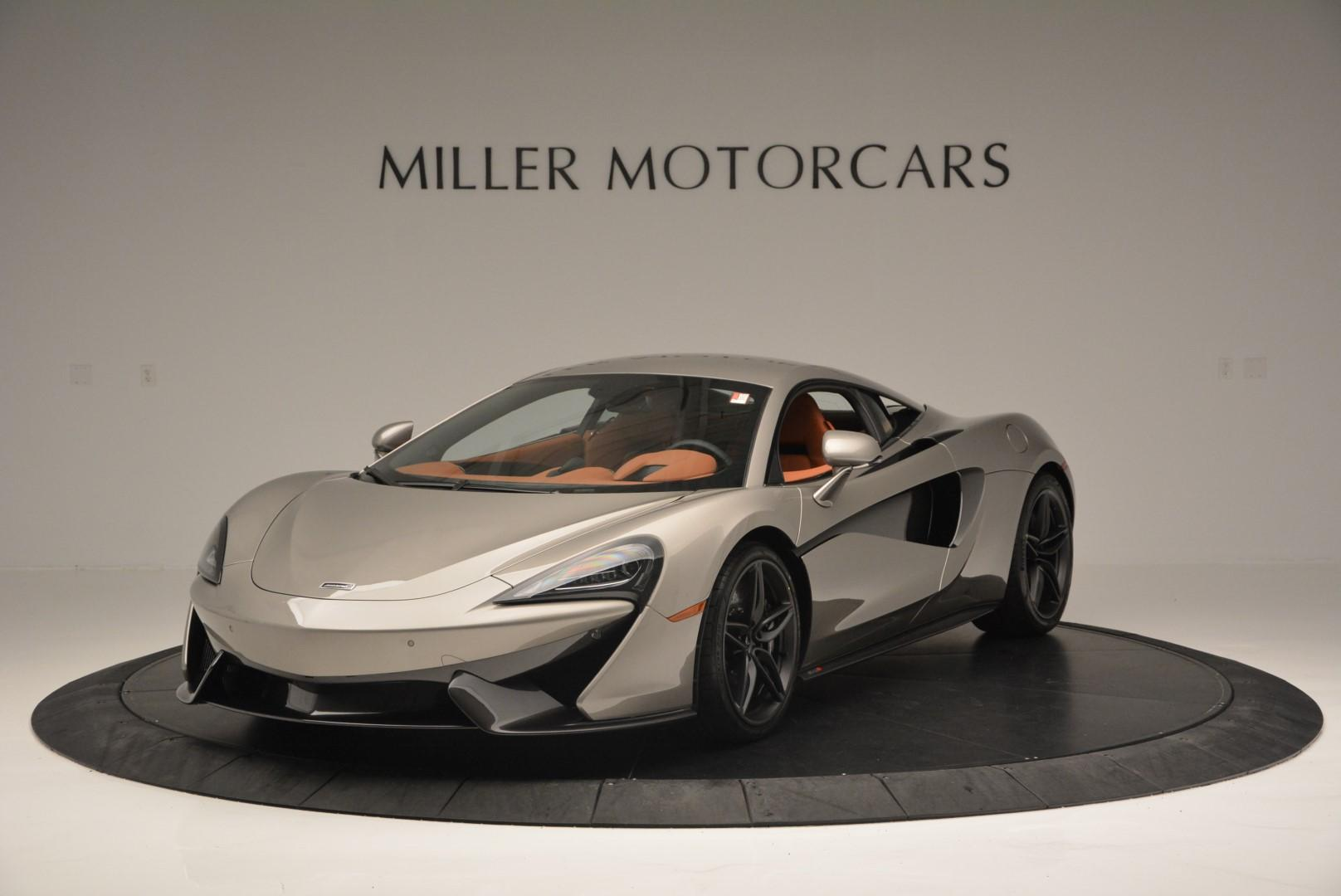 New 2016 McLaren 570S for sale Sold at Pagani of Greenwich in Greenwich CT 06830 1