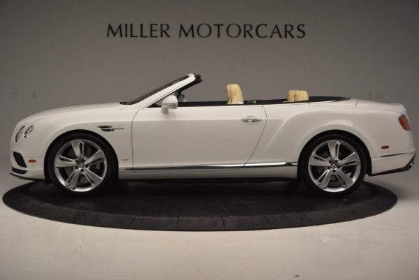 New 2017 Bentley Continental GT V8 S for sale Sold at Pagani of Greenwich in Greenwich CT 06830 3