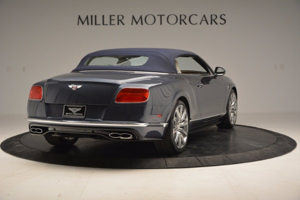 New 2017 Bentley Continental GT V8 S for sale Sold at Pagani of Greenwich in Greenwich CT 06830 20