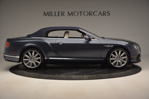 Used 2017 Bentley Continental GT V8 S for sale $179,900 at Pagani of Greenwich in Greenwich CT 06830 22