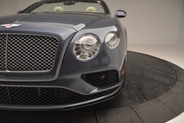 Used 2017 Bentley Continental GT V8 S for sale $179,900 at Pagani of Greenwich in Greenwich CT 06830 28