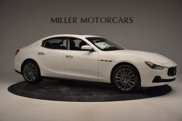 New 2017 Maserati Ghibli SQ4 for sale Sold at Pagani of Greenwich in Greenwich CT 06830 10