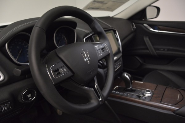 New 2017 Maserati Ghibli SQ4 for sale Sold at Pagani of Greenwich in Greenwich CT 06830 16
