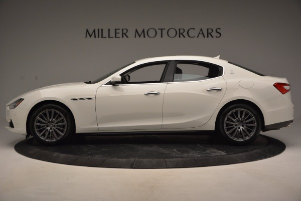 New 2017 Maserati Ghibli SQ4 for sale Sold at Pagani of Greenwich in Greenwich CT 06830 3