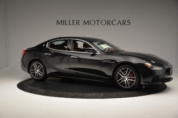 Used 2017 Maserati Ghibli S Q4 for sale $44,900 at Pagani of Greenwich in Greenwich CT 06830 10