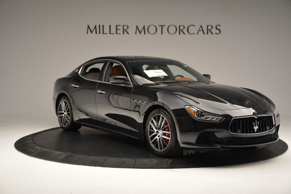 Used 2017 Maserati Ghibli S Q4 for sale $44,900 at Pagani of Greenwich in Greenwich CT 06830 11