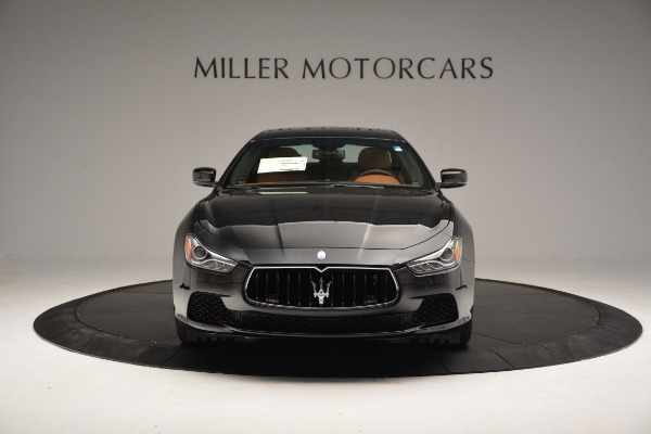 Used 2017 Maserati Ghibli S Q4 for sale $44,900 at Pagani of Greenwich in Greenwich CT 06830 12