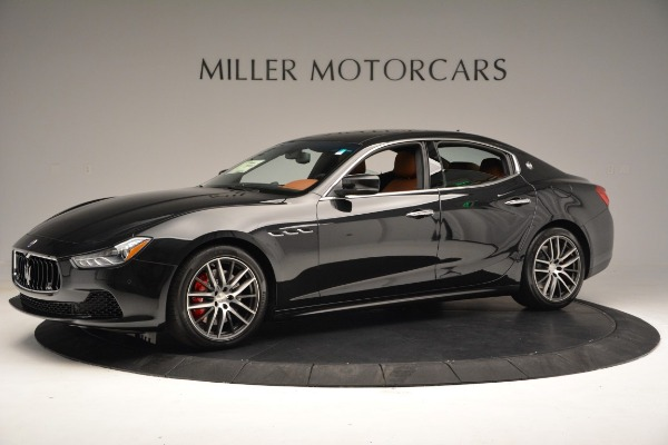 Used 2017 Maserati Ghibli S Q4 for sale $44,900 at Pagani of Greenwich in Greenwich CT 06830 2