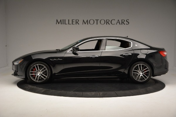 Used 2017 Maserati Ghibli S Q4 for sale $44,900 at Pagani of Greenwich in Greenwich CT 06830 3