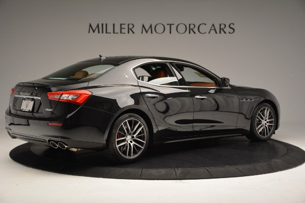Used 2017 Maserati Ghibli S Q4 for sale $44,900 at Pagani of Greenwich in Greenwich CT 06830 8