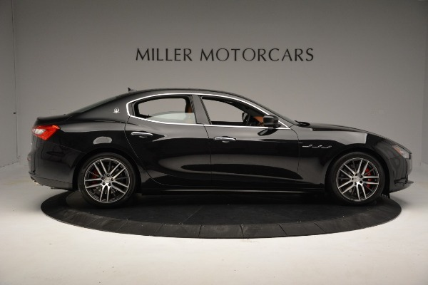 Used 2017 Maserati Ghibli S Q4 for sale $44,900 at Pagani of Greenwich in Greenwich CT 06830 9