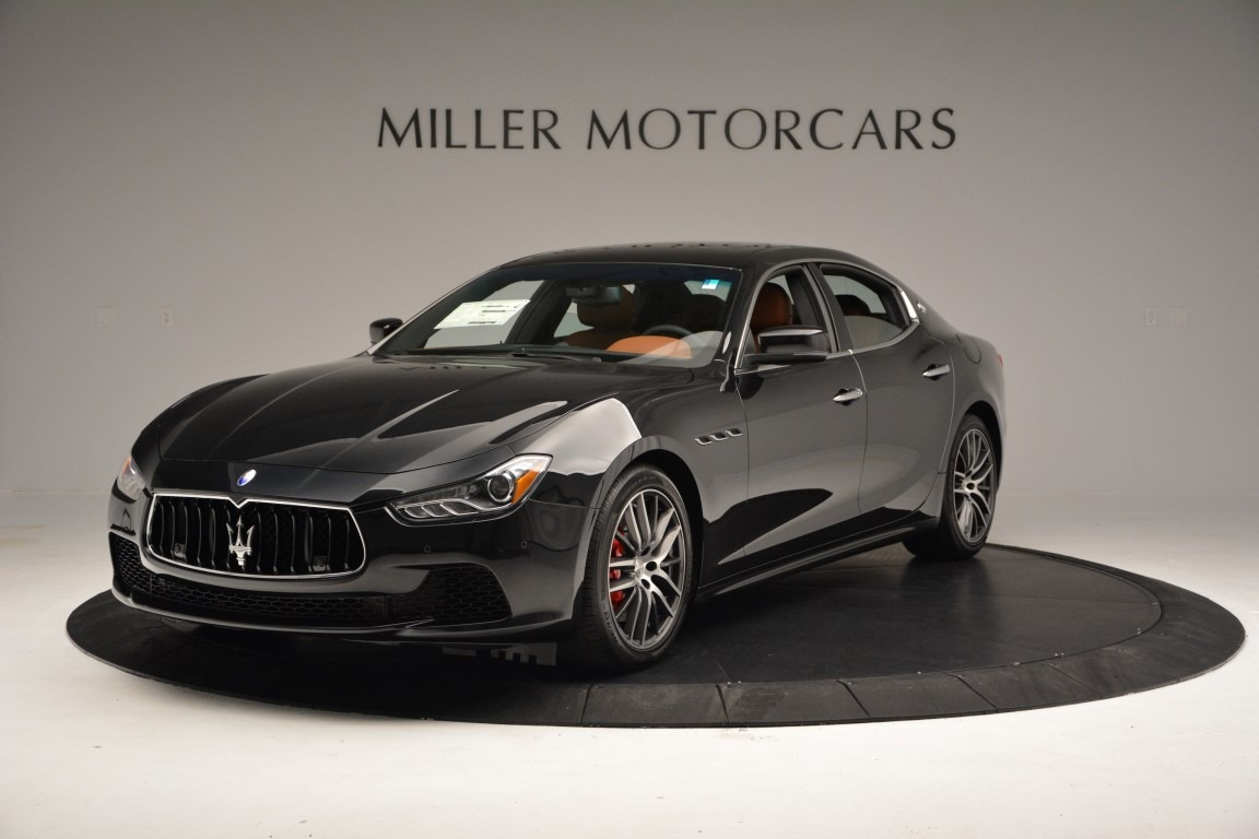 Used 2017 Maserati Ghibli S Q4 for sale $44,900 at Pagani of Greenwich in Greenwich CT 06830 1