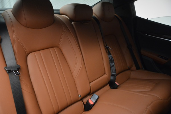 New 2017 Maserati Ghibli S Q4 for sale Sold at Pagani of Greenwich in Greenwich CT 06830 25