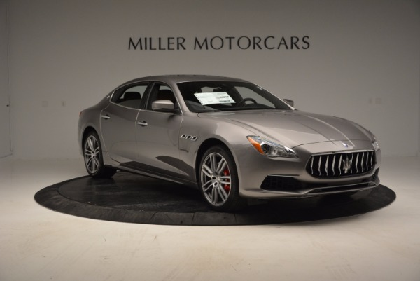 New 2017 Maserati Quattroporte S Q4 GranLusso for sale Sold at Pagani of Greenwich in Greenwich CT 06830 11