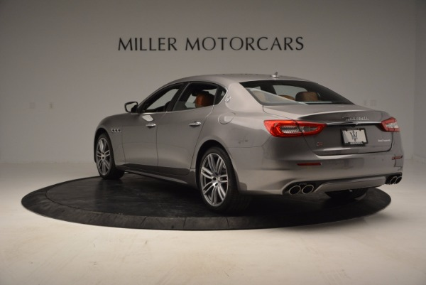 New 2017 Maserati Quattroporte S Q4 GranLusso for sale Sold at Pagani of Greenwich in Greenwich CT 06830 5