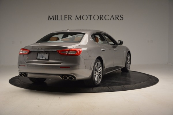 New 2017 Maserati Quattroporte S Q4 GranLusso for sale Sold at Pagani of Greenwich in Greenwich CT 06830 7