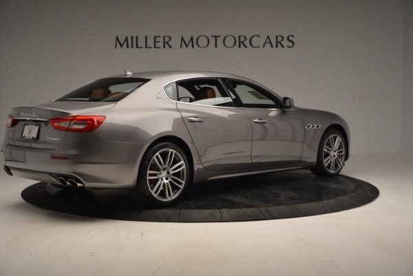 New 2017 Maserati Quattroporte S Q4 GranLusso for sale Sold at Pagani of Greenwich in Greenwich CT 06830 8