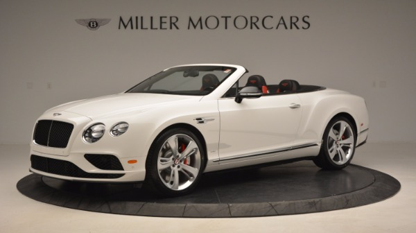 New 2017 Bentley Continental GT V8 S for sale Sold at Pagani of Greenwich in Greenwich CT 06830 2