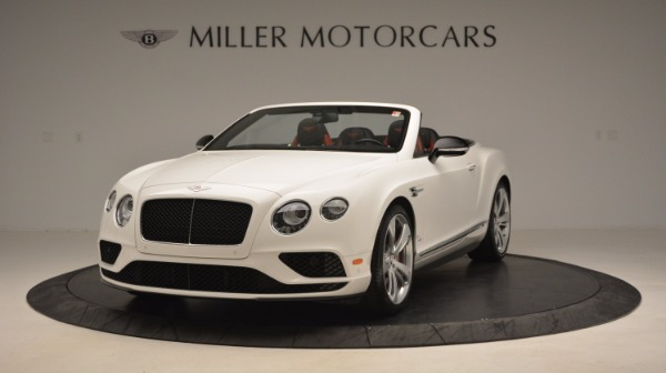 New 2017 Bentley Continental GT V8 S for sale Sold at Pagani of Greenwich in Greenwich CT 06830 1