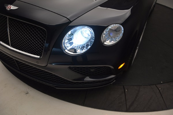 New 2017 Bentley Continental GT V8 S for sale Sold at Pagani of Greenwich in Greenwich CT 06830 28