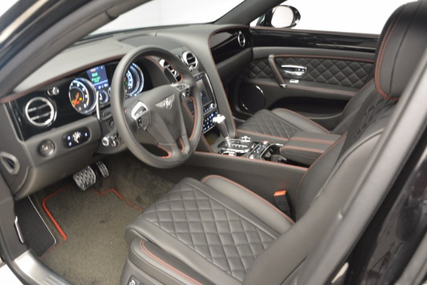Used 2017 Bentley Flying Spur V8 S for sale Sold at Pagani of Greenwich in Greenwich CT 06830 19