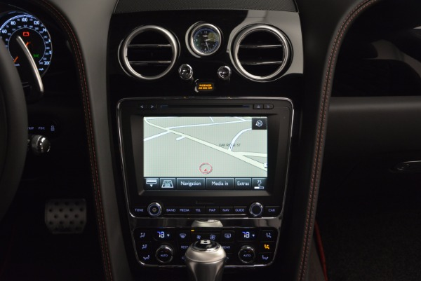 Used 2017 Bentley Flying Spur V8 S for sale Sold at Pagani of Greenwich in Greenwich CT 06830 28