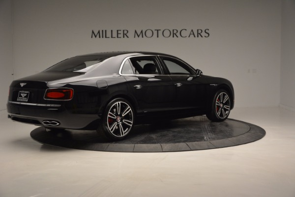 Used 2017 Bentley Flying Spur V8 S for sale Sold at Pagani of Greenwich in Greenwich CT 06830 8