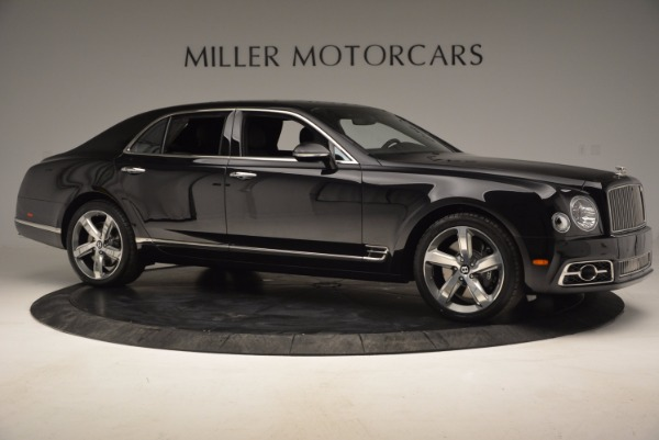 Used 2017 Bentley Mulsanne Speed for sale Sold at Pagani of Greenwich in Greenwich CT 06830 10