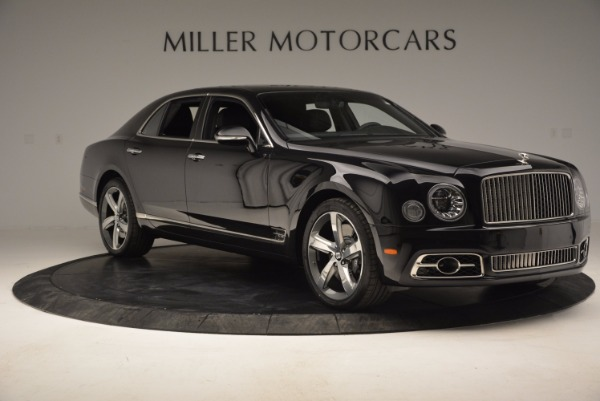 Used 2017 Bentley Mulsanne Speed for sale Sold at Pagani of Greenwich in Greenwich CT 06830 11