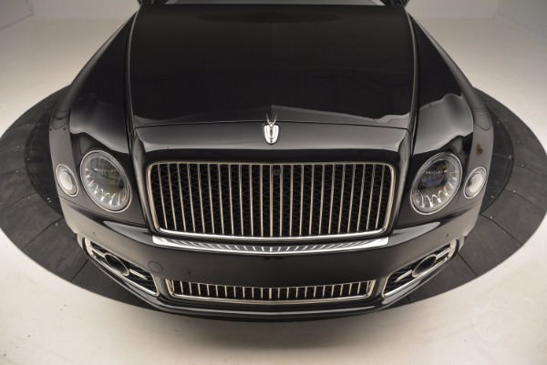 Used 2017 Bentley Mulsanne Speed for sale Sold at Pagani of Greenwich in Greenwich CT 06830 13