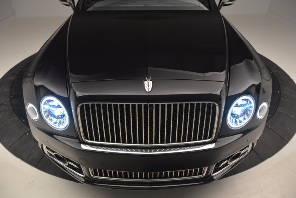 Used 2017 Bentley Mulsanne Speed for sale Sold at Pagani of Greenwich in Greenwich CT 06830 14