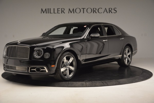 Used 2017 Bentley Mulsanne Speed for sale Sold at Pagani of Greenwich in Greenwich CT 06830 2