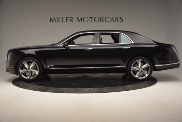 Used 2017 Bentley Mulsanne Speed for sale Sold at Pagani of Greenwich in Greenwich CT 06830 3