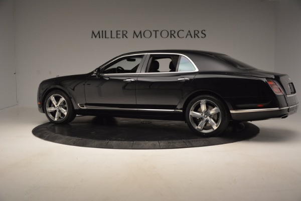 Used 2017 Bentley Mulsanne Speed for sale Sold at Pagani of Greenwich in Greenwich CT 06830 4