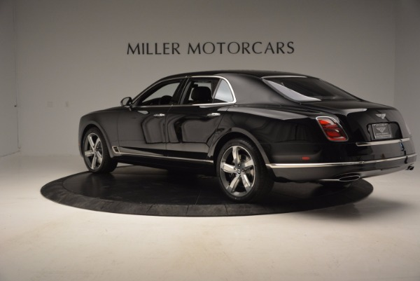 Used 2017 Bentley Mulsanne Speed for sale Sold at Pagani of Greenwich in Greenwich CT 06830 5