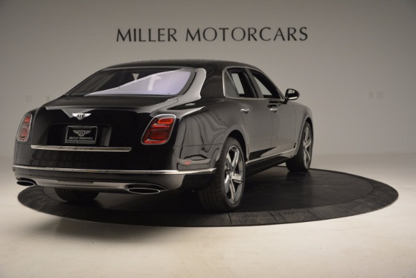 Used 2017 Bentley Mulsanne Speed for sale Sold at Pagani of Greenwich in Greenwich CT 06830 7