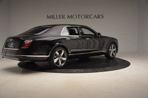 Used 2017 Bentley Mulsanne Speed for sale Sold at Pagani of Greenwich in Greenwich CT 06830 8