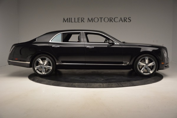 Used 2017 Bentley Mulsanne Speed for sale Sold at Pagani of Greenwich in Greenwich CT 06830 9