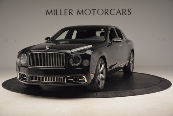 Used 2017 Bentley Mulsanne Speed for sale Sold at Pagani of Greenwich in Greenwich CT 06830 1